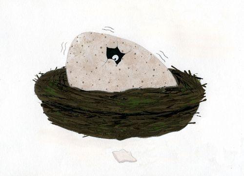 Nervous Egg
